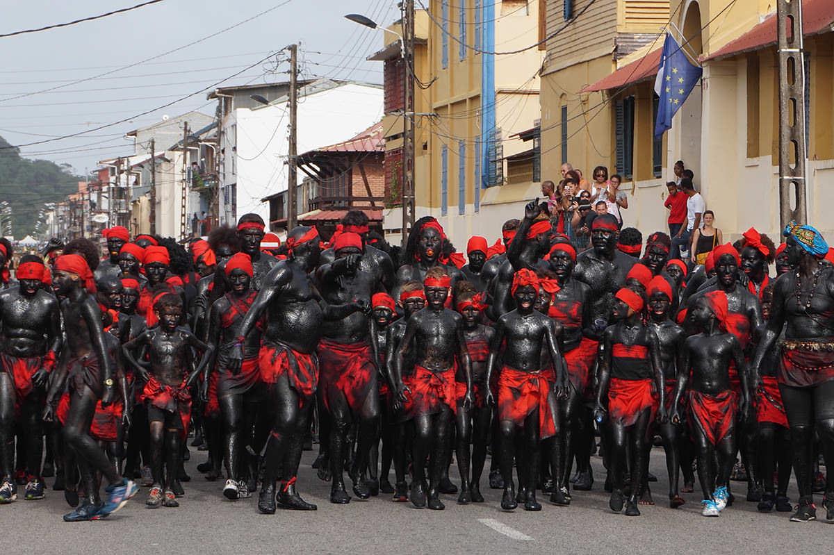 Carnaval de Guyane :  Les discours contradictoires d'un carnaval pourtant inclusif