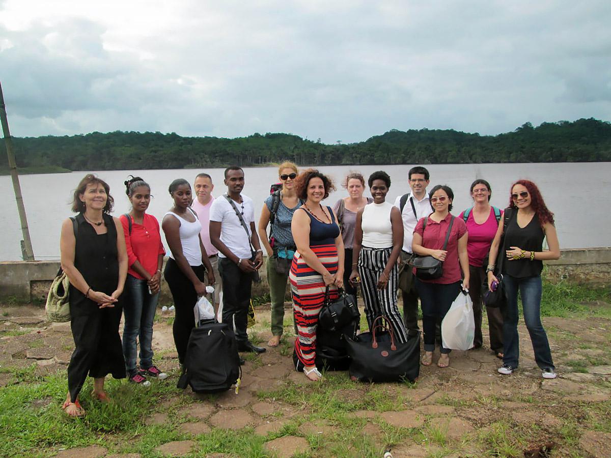 Séminaire international à Oiapoque, deux journées de découverte pour les étudiants