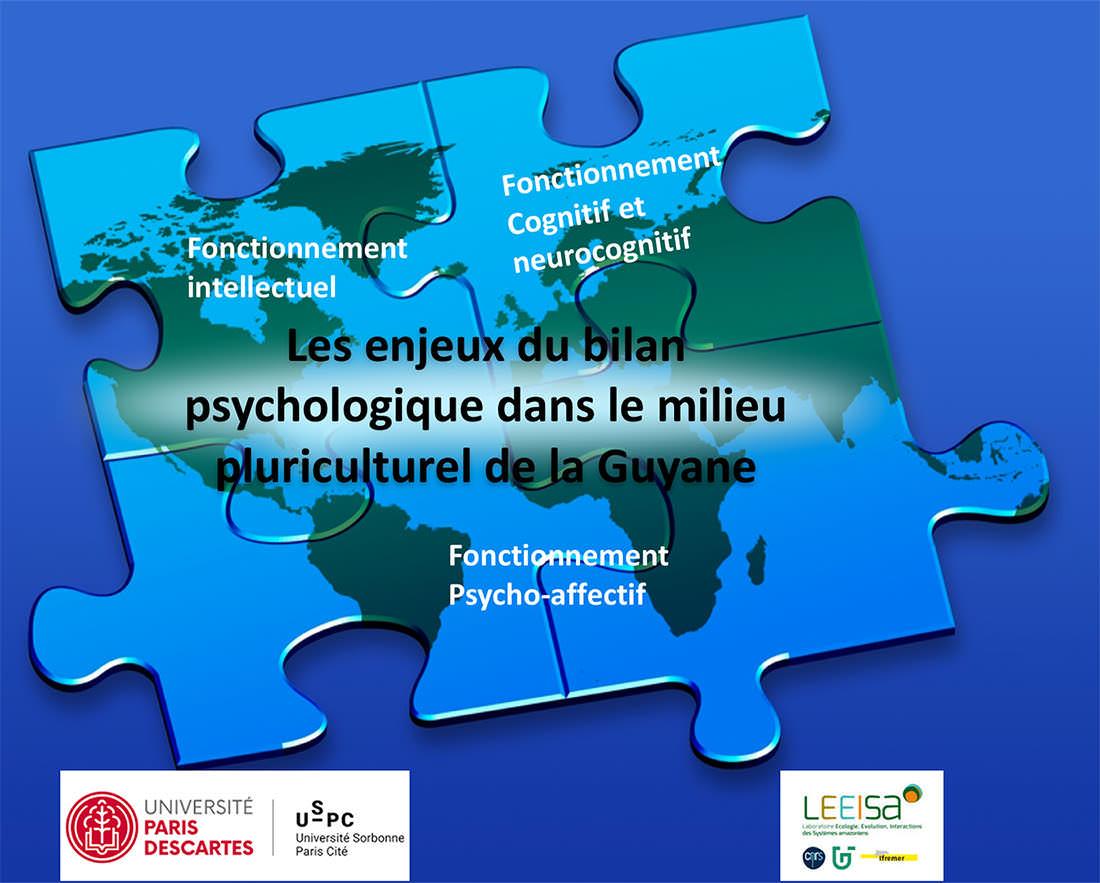 Les enjeux du bilan psychologique dans le milieu pluriculturel de la Guyane