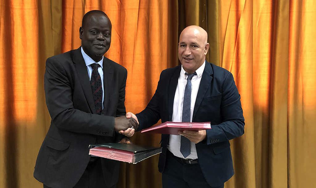 Partenariat entre l'IUT de Kourou et l'École Supérieure polytechnique de Dakar