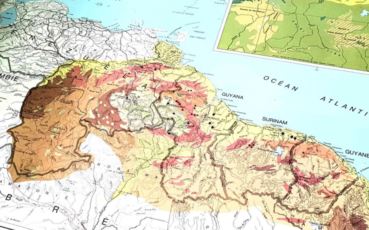 Journée d'étude sur les Géographies de l'esclavage sur le Plateau des Guyanes– Mobilités, héritages, discours.