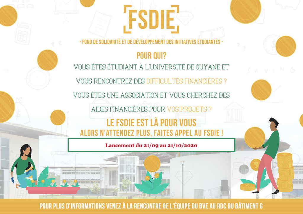 campagne FSDIE
