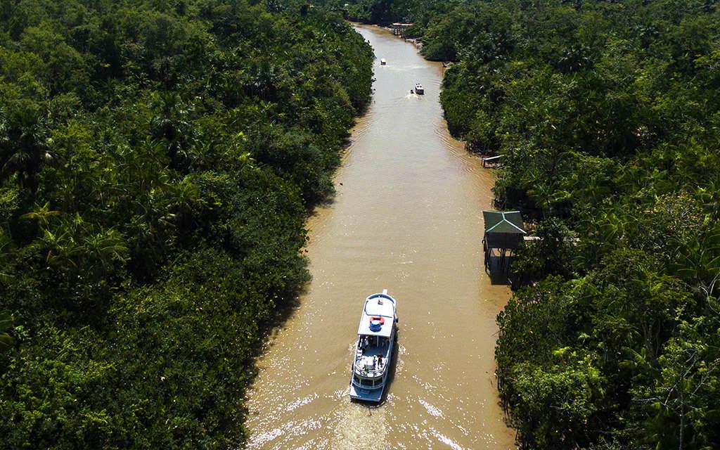 Colloque Littérature, patrimoine culturel et mémoire d'Amazonie