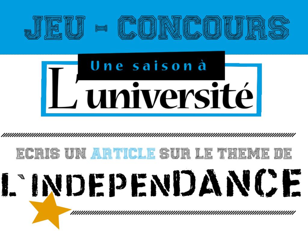 concours magazine une saison en guyane université de guyane