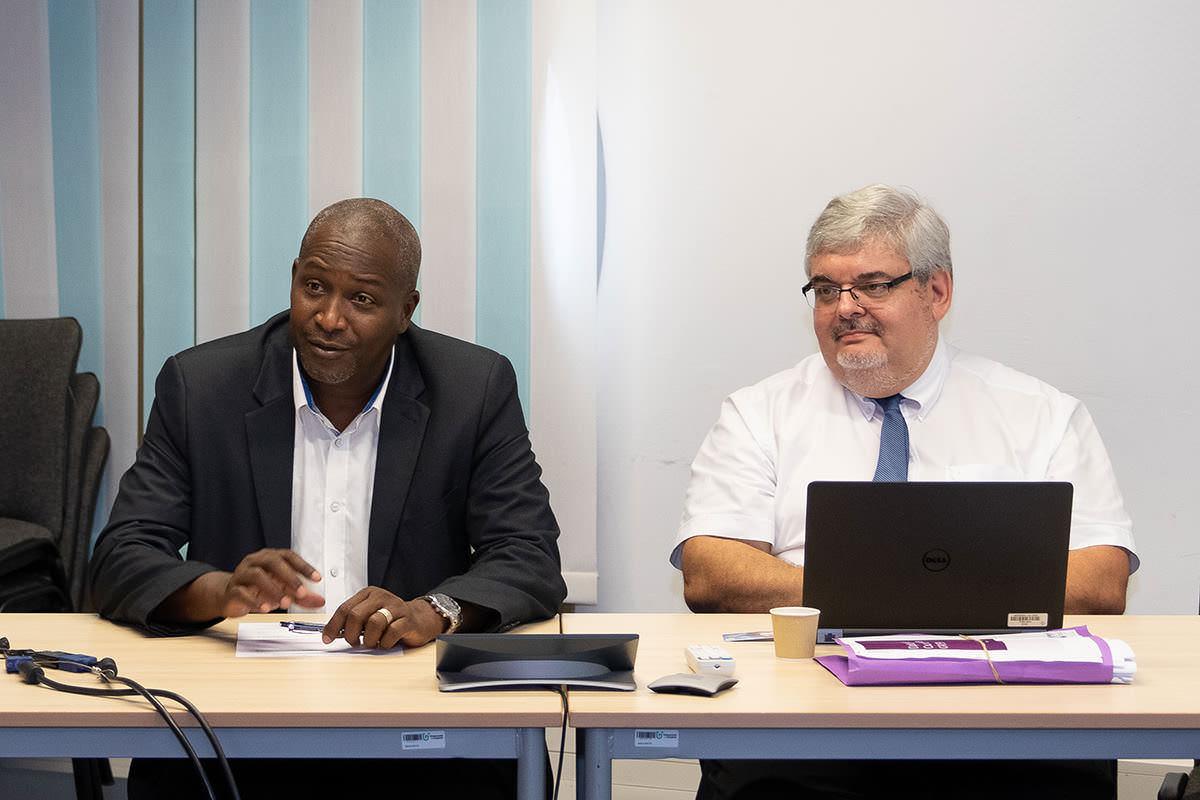 Signature d'une convention de partenariat entre l'Ecole Nationale de Greffe et l'Université de Guyane