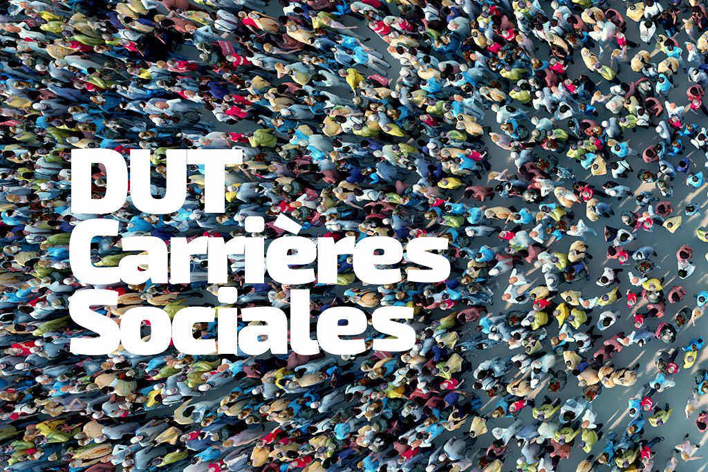 Zoom sur le DUT Carrières Sociales
