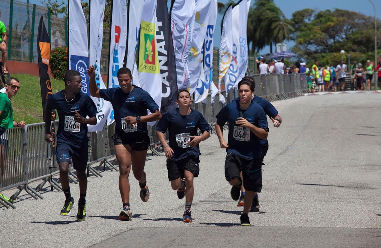 L'IUT de Kourou au marathon de l'Espace