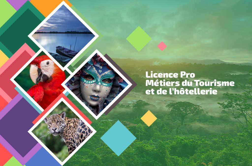 Zoom sur la licence professionnelle Métiers du Tourisme