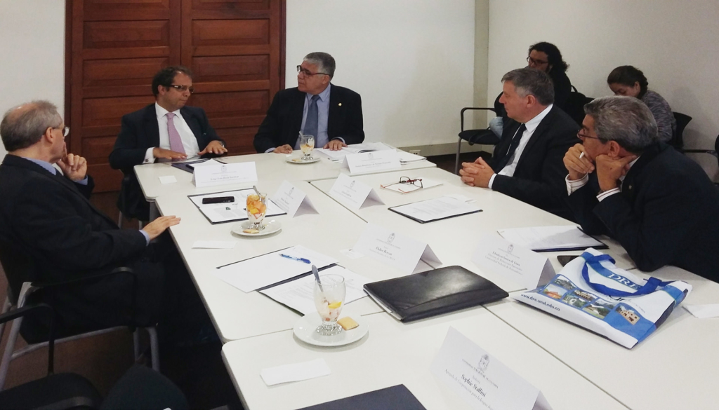 Relations internationales mission Bogota
