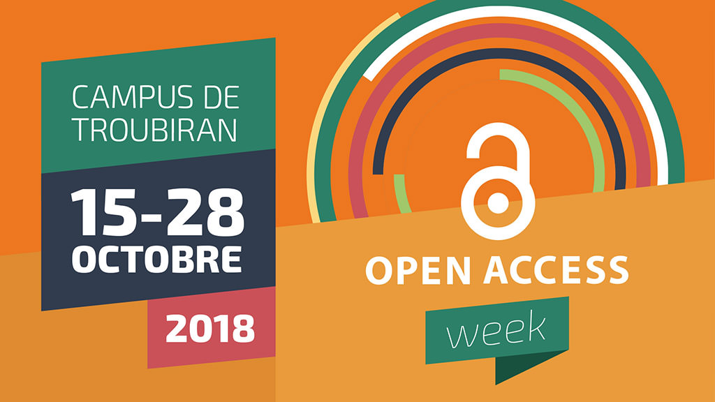 L'Université de Guyane participe à la 2e édition de l'Open Access Week
