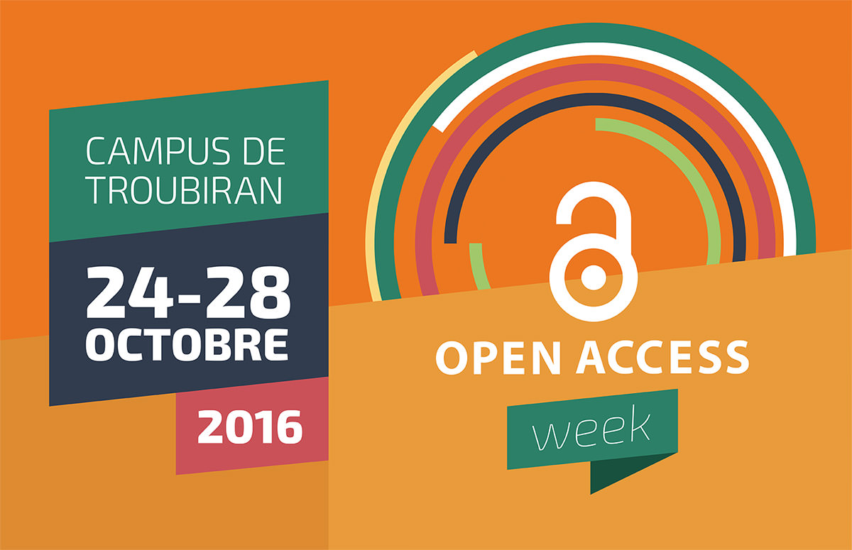 Open Access Week édition 2016