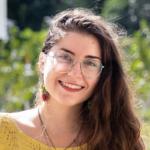 Sara étudiante Erasmus + à l'université de Guyane