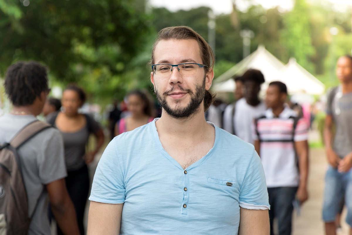 Tristan — un étudiant aux multiples casquettes