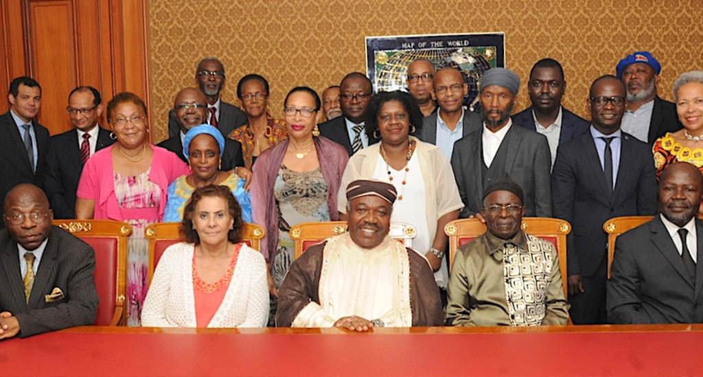 Accord-cadre entre le CICIBA au Gabon et l'université de Guyane.