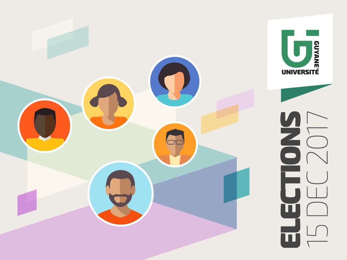 Élections à l'Université de Guyane le 15 décembre