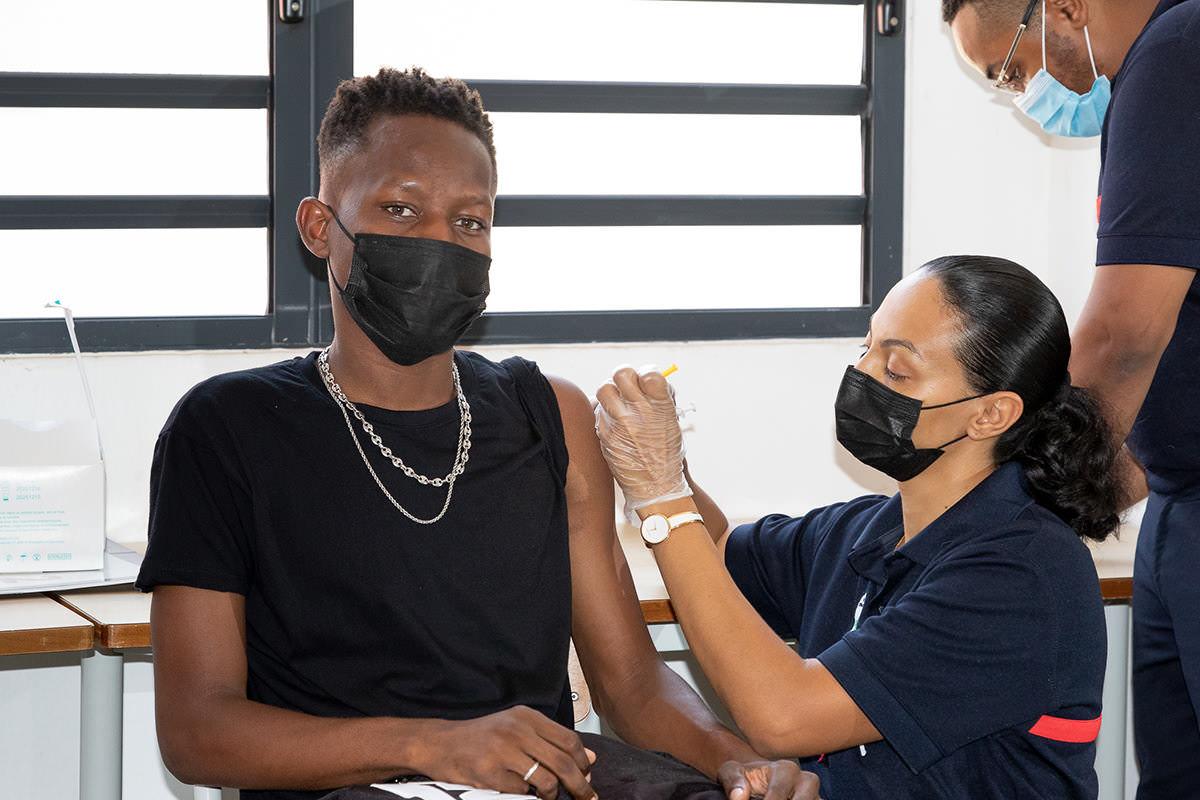 Un vaccinodrome à l'Université de Guyane